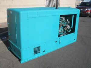 Onan 30kw Natural Gas Generator Only 564 Hours