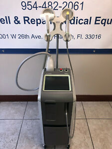 Cutera Xeo Laser Ipl With 2 Hand Pieces