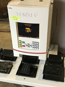Tomtec Quadra 3 Spe 300 205 Series Liquid Handler With Accessories
