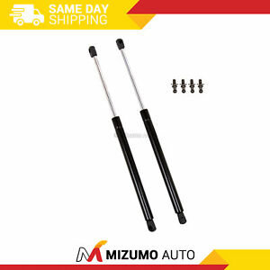 Qty 2 Liftgate Hatch Tailgate Lift Support Struts For 05 13 Nissan Xterra 6317