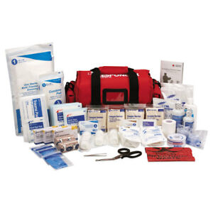 First Aid Only First Responder Kit 158 Piece 16 X 8 7 5