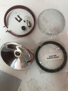 New Farmall Head Light Restore Kit A Av B Bn C Cub H M Super A W6 W4 Super C I4