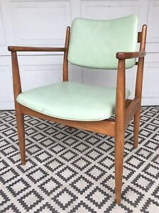 Mcm Danish Style Vintage Accent Chair Mid Century Modern Mcm 1960s Very Cool