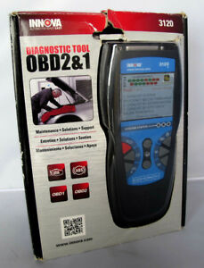 Innova 3120e Code Reader Scan Tool With Abs For Obd2 Vehicles With Obd1 Coverage