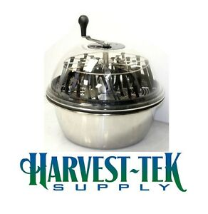 Harvest tek Supply 19 Pro cut Bowl Trimmer W Clear Top Spin Cut Pro Bay Hydro