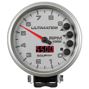 Autometer 6882 Ultimate Plus Playback Tachometer