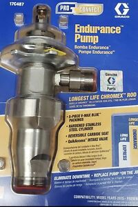 Graco Paint Sprayer Pump 17c487 Pro 210es 390 395 490 495 595 Pro Connect Oem