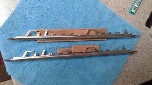 47 50 Pontiac Parts Silver Streak Emblems Badge Trim O E M