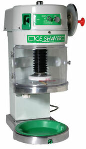 Commercial Ice Shaver Hatsuyuki Hf 500e Block Shaved Ice