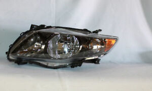 Toyota Corolla Oem Headlight Left Side
