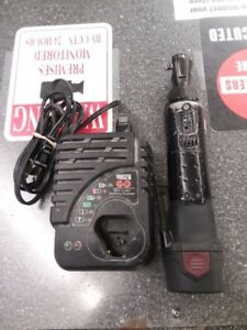 Matco Ratchet Mtc1214r With 1 Battery Charger Free Shipping