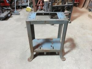Delta Band Saw Rockwell Milwaukee Bandsaw 14 Machine Stand Base