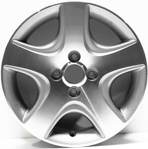 New 15 Replacement Alloy Wheel Rim For 2004 2005 Honda Civic 63868