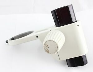 Leica Stereo Microscope Mount Focus Block Stand