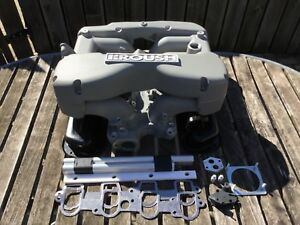 87 95 5 0 Mustang Roush Intake Nos Extremely Rare Add 47hp