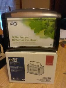 Tork Xpressnap Tabletop Napkin Dispenser New Case 4 Units Case