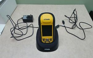 Trimble Geo 5t Handheld 97801 00 With Charger And Cable