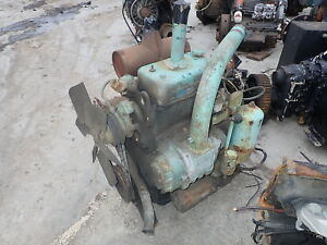 Detroit Diesel 2 71 Engine Runs Clean Video 271 Dynahoe Welder