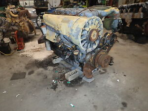 Deutz Bf6l913 Turbo Diesel Engine Runs Exc Video Concrete Pump Drill 913
