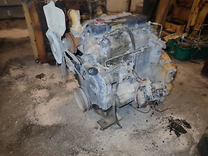 Perkins 4 236 Diesel Engine Video Low Hrs Cat Forklift Hyster 4 236 Late Model