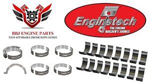 Enginetech Ford 302 5 0 5 0l Coyote Dohc Rod And Main Bearings 2011 2016