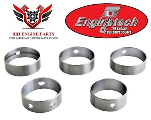 Dodge Chrysler Mopar 361 383 400 413 426 440 Enginetech Cam Bearings 1959 1979