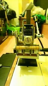 Kingsley Hot Foil Stamping Machine