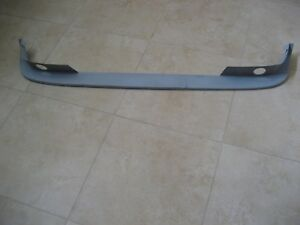 Pantera De Tomaso Front Spoiler Custom Made With Original Design