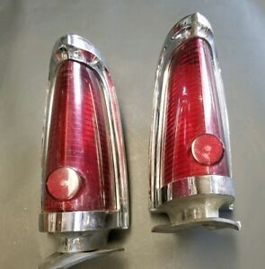 1961 1962 1963 1964 Lincoln Continental Rear Taillights