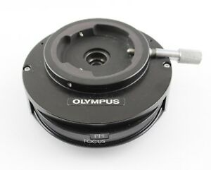 Olympus Microscope Magnification Changer 1x 1 25x 1 5x Phase Bertrand Lens Bh2