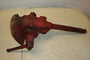 1948 Ford 8n Tractor Steering Box Non adjustable