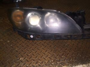 2003 2006 Mazda3 Sedan 4 Door Oem Right Passenger Headlight Factory