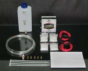 Hydrogen Fuel Saving Kit Up To 2000 Cc 11 Plate Hho Dry Cell Kit cyber Energy