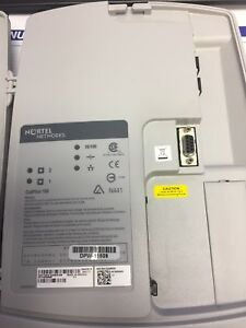Nortel Norstar Call Pilot 100 Voice Mail Rel 3 1