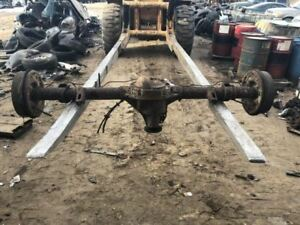 Rear End Axle Differential 1991 91 Ford F150 Abs 2 73 98k Miles