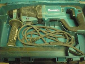 Makita Hr2641 Sds Plus Rotary Hammer w Case 60a 06