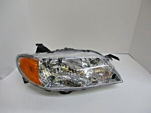 2001 2003 Mazda 323 Sedan Headlight Assembly Driver Side Depo