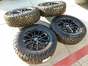 18 Ford F 150 Fx 4 2019 Expedition Oem Rims Wheels Tires 10169 Oe Black 2018