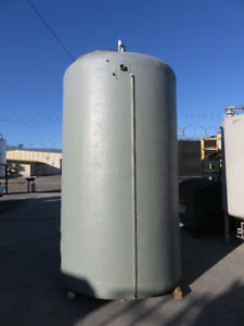 2000 Gallon Fiberglass Water Tank