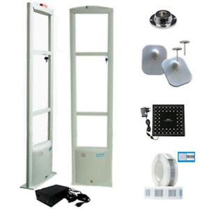 2 Kit Eas Store Security System Checkpoint Door Antitheft 170398