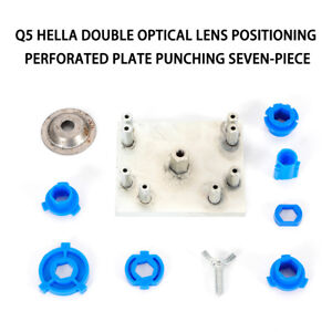 Headlight Retrofit Tool Mounting Moulds Plate For Hella G5 Projector Lens Usa