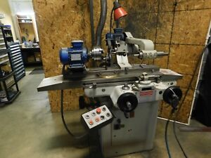 Toolmex Id od Tool Cutter Grinder Great Condition Newly Wired