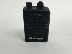 Motorola Minitor V Two tone Voice Pager