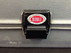 Biddle 656610 1 High Voltage Audio Tone Generator Underground Cable Tracer
