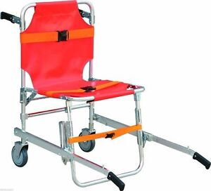 Medical Stair Stretcher Ambulance Wheel Chair Equipment Emergency 191 mayday
