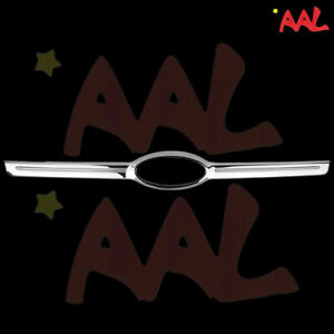 Aal For 2012 13 2014 Ford Edge Rear Trunk Logo Area Chrome Cover
