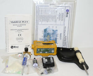 Rae Systems Gas Monitor Model Pgm50