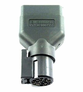 New Gm Tech 2 Scanner Obd2 Obdii Adapter Connector Gm 3000098 Vetronix Vtx 02