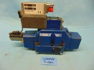 Bosch rexroth Proportional Directional Valve 081404405 0811404602