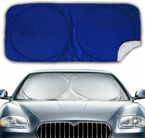 Car Sunshade Front Car Folding Windshield Sun Visor Block Cover Uv Vehicle